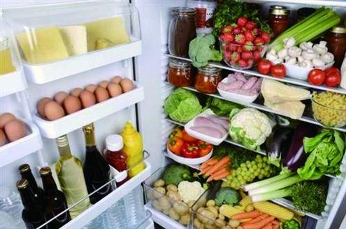 食物放进冰箱就没事了吗 怎么放最科学?
