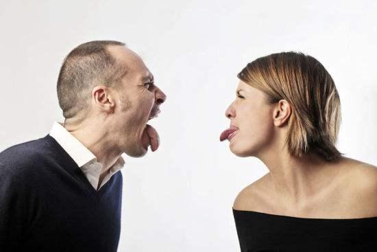 瑞典研究发现:夫妻吵架避开黑色四分钟