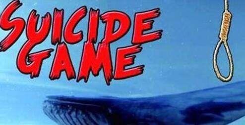 """""""蓝鲸游戏""""已流入中国!激情自杀死盯青少年"""