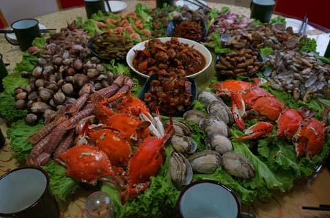 海鲜放开吃 可能变绝命毒食