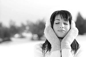 女性冬季应重保暖 气血充足两虚怎么办