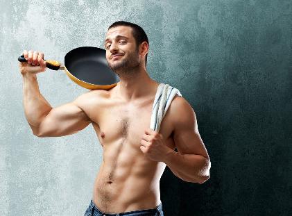 男性强筋养肾 需从头揉到脚