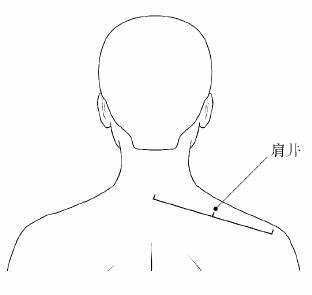 一个按摩法缓解颈肩疼痛