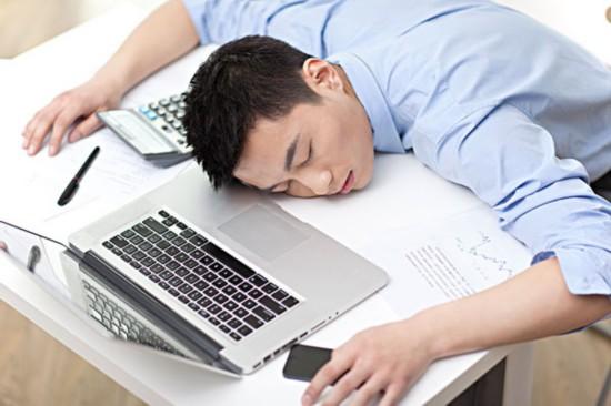 白天工作打瞌睡的3大原因