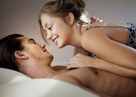 爱爱也需要开场白  5种调情方式让你们达高潮