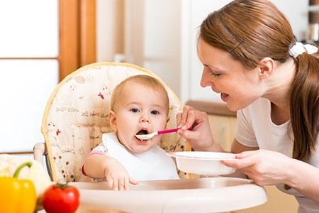 健康宝贝计划 宝宝的科学吃饭时间表