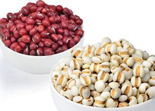 最简单除湿邪的法子 常吃薏米和红豆